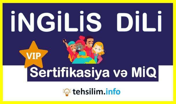 Ingilis Dili Muəllimləri Ucun Sertifikasiya Imtahani 2021 5 Tehsilim Info